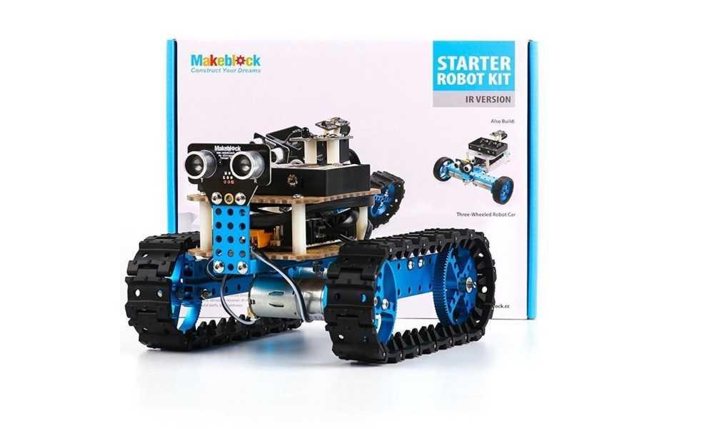 Makeblock DIY Starter Robot Kit Review