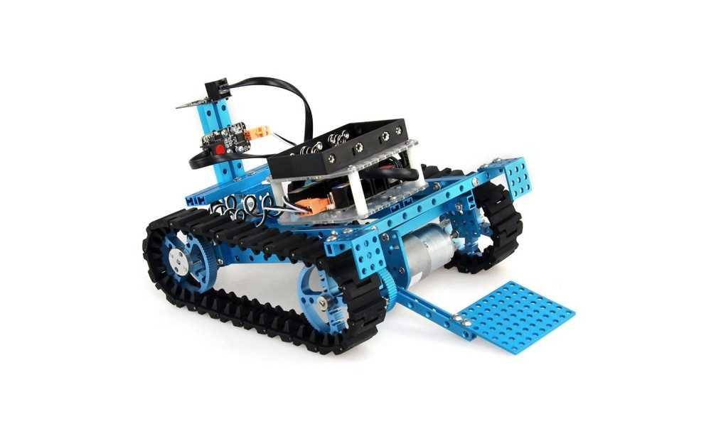 Makeblock Ultimate Arduino Robot Kit Review