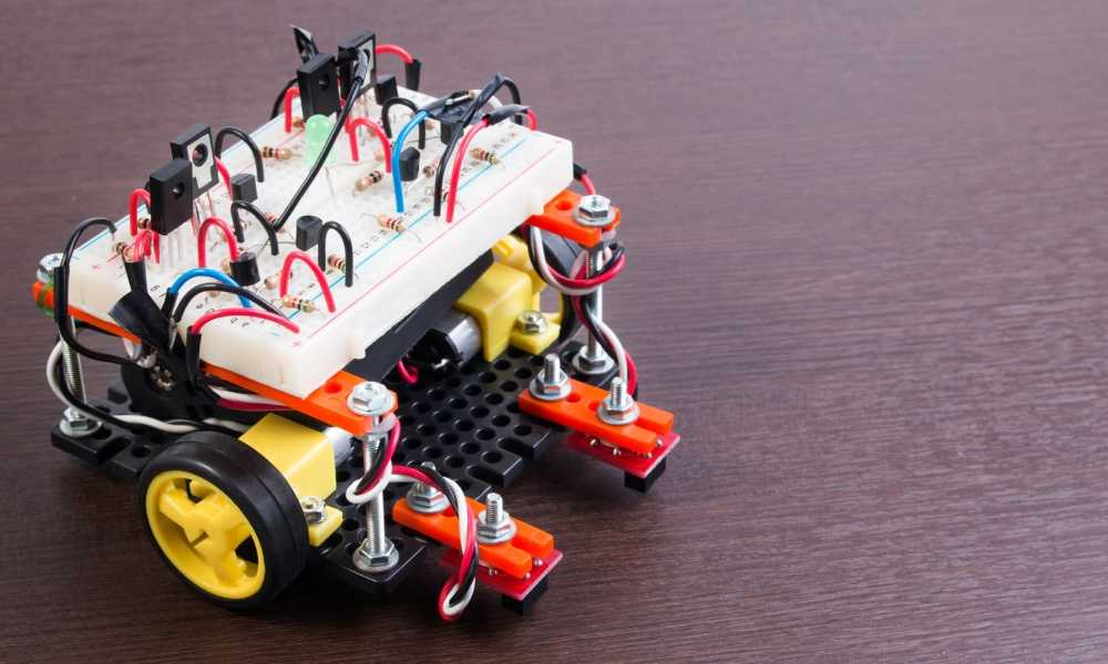 Various Types of Toy Robots for Adults